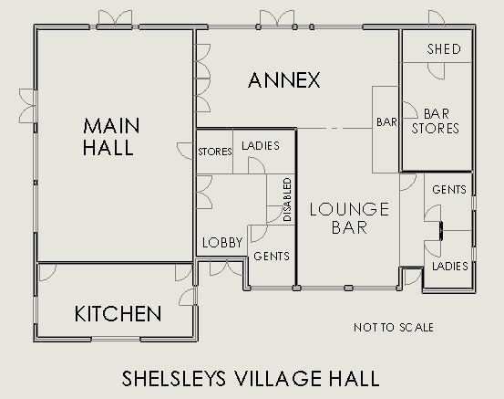 svh floor plan